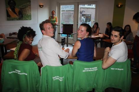 Members Wageningen Debating
